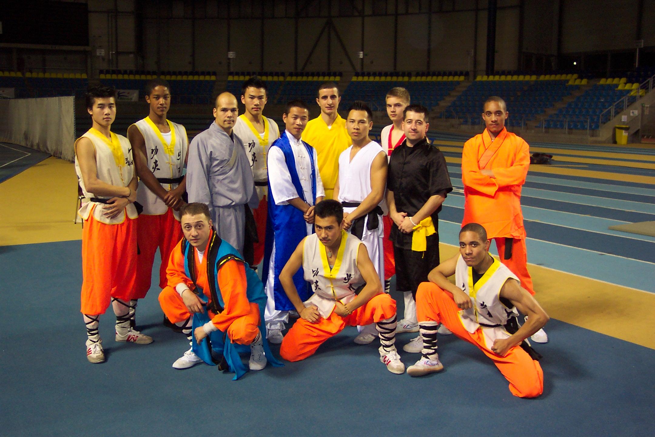 De rol van Shaolin Bond Nederland